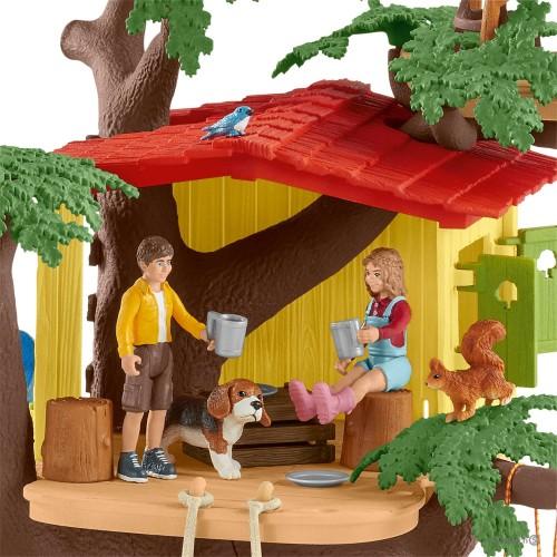 Schleich Casa de Aventuras en el árbol