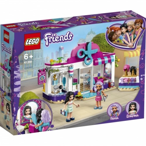 Lego Peluquería de Heartlake City