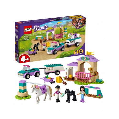 Lego Entrenamiento y Remolque Ecuestre