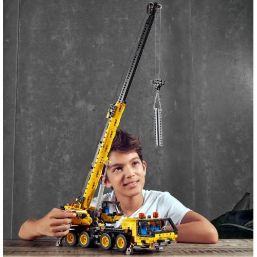 Lego Grúa Móvil