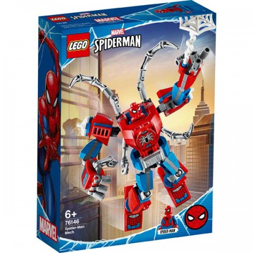 Lego Armadura Robótica de Spider-Man