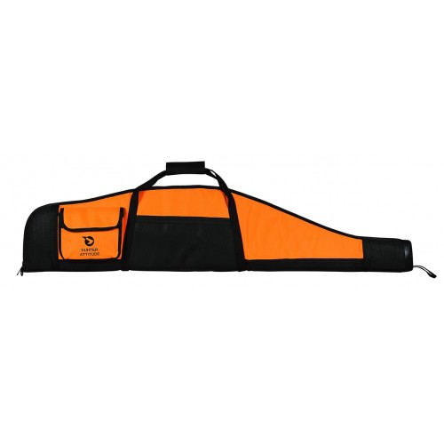 Gamo Funda Foam Orange para carabina / rifle con visor