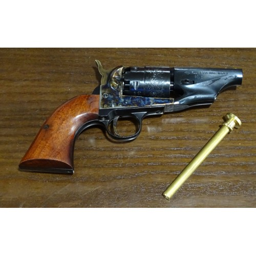 Pietta 1860 Army Sheriff .44 Snubnose