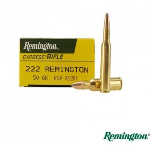 Remington 222 Remington 50gr PSP