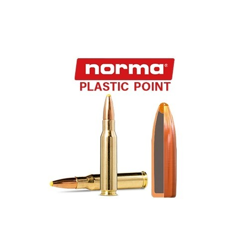 Norma Balas .308 Winchester 180 grains Plastic Point