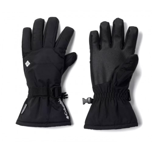 Columbia Guantes impermeables Youth Whirlibird Black