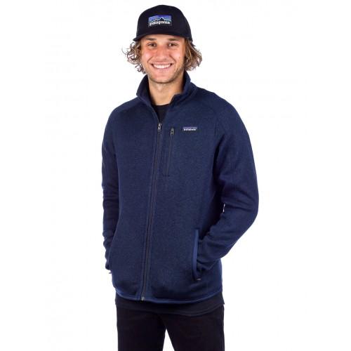 Patagonia Better Sweater Jacket Polar Blue