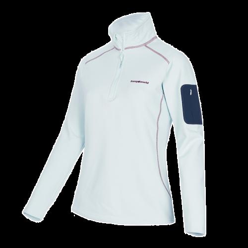 Trangoworld Pullover (jersey sport) Drach Light Blue