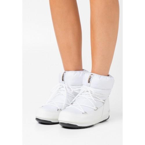 Moon Boot Nylon Low White