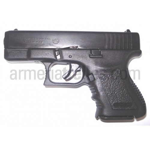 Pistola de fogueo Mini Gap 9mm (Glock 26)