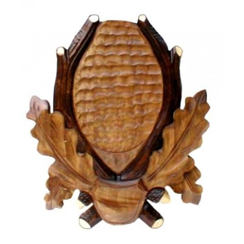 23 1802 Tabla porta-trofeo para Corzo / Rebeco