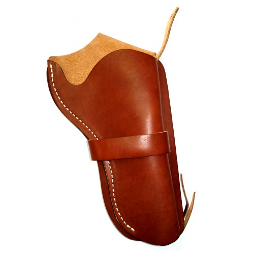 Funda Western Action Brown and Black