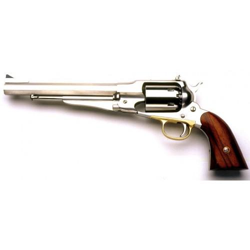"""Uberti 0103 1858 Remington Inox. Target  .44  8"""""""