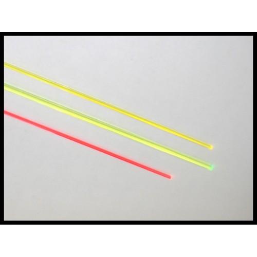 Barras de fibra óptica