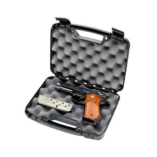 805 40  807 40 Estuche/Maletín para Pistola / Revólver