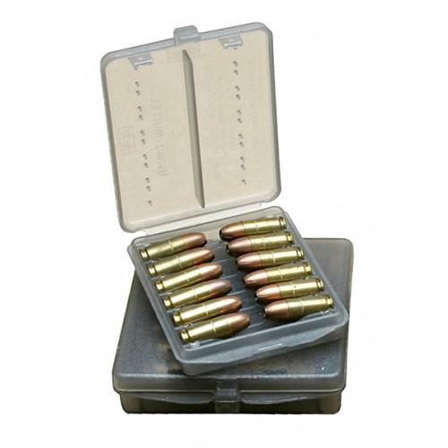 W18 Caja porta-munición distintos calibres