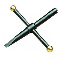 USA 015 Llave Colt con destornillador