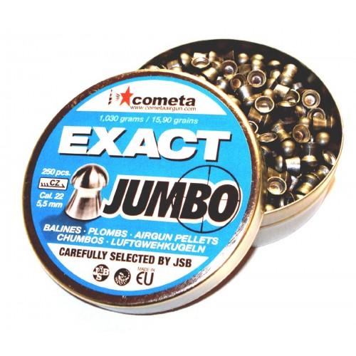 JSB Calibre 5.5  Exact Jumbo 250 unidades