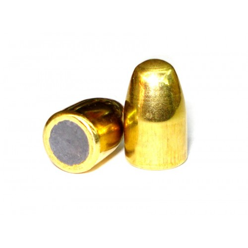 11124    9mm RN  124grs Encamisada