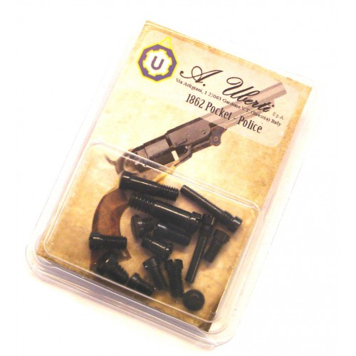 Kit de reparación 1862 Pocket Police  tornillería
