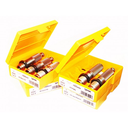 Dies de alta calidad / Multitud de calibres disponibles
