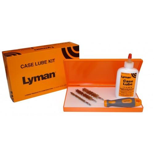 Case Lubricating Kit (Conjunto de lubricación para vainas)
