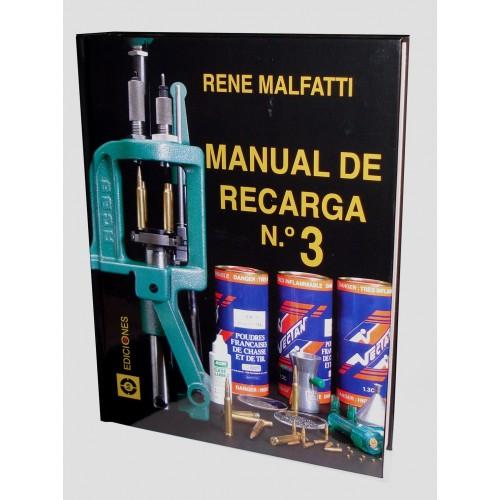 Libro de racarga R. Malfatti en castellano.