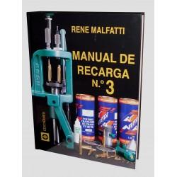 Libro de recarga M. Malfatti en castellano