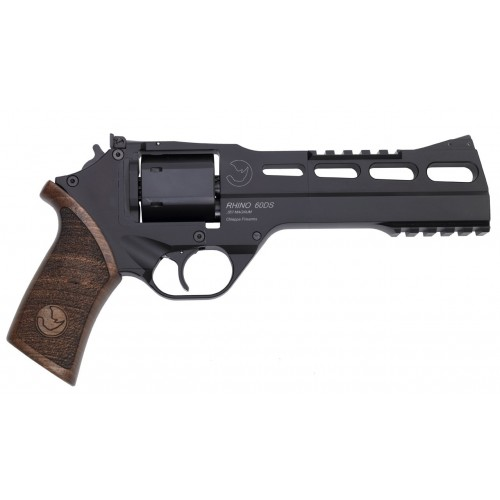 """Armi Chiappa 340.221 Rhino 6"""" Black  .357Mg"""