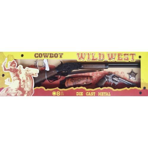 498  Wild West Cowboy Super Set