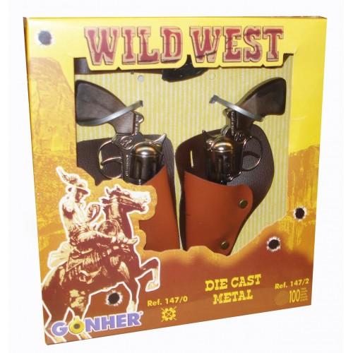 147 Wild West Kid Revolvers!
