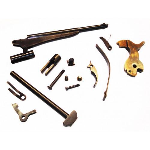 Repuestos originales para Remington 1858