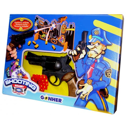 906  Shooting Gallery Police!