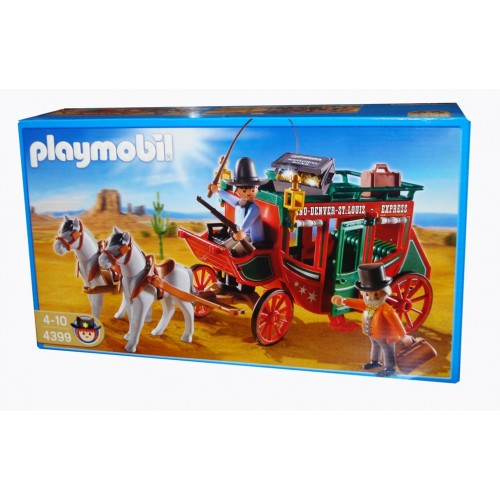 Playmobil Diligencia
