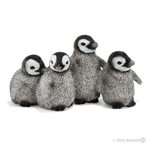 Crías de Pingüino Emperador