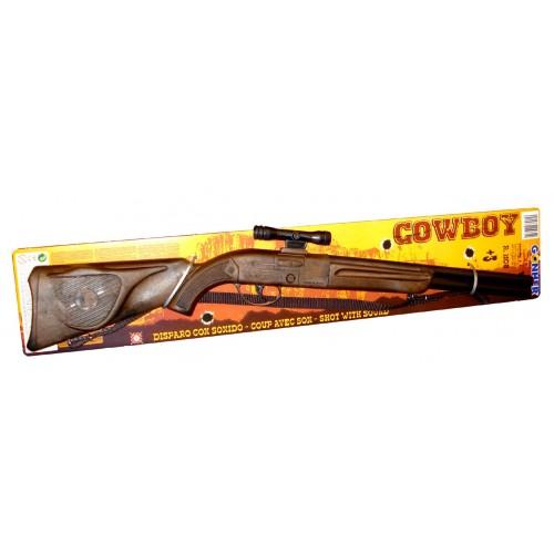 1108 Rifle Cowboy Express ¡¡con mira telescópica!!