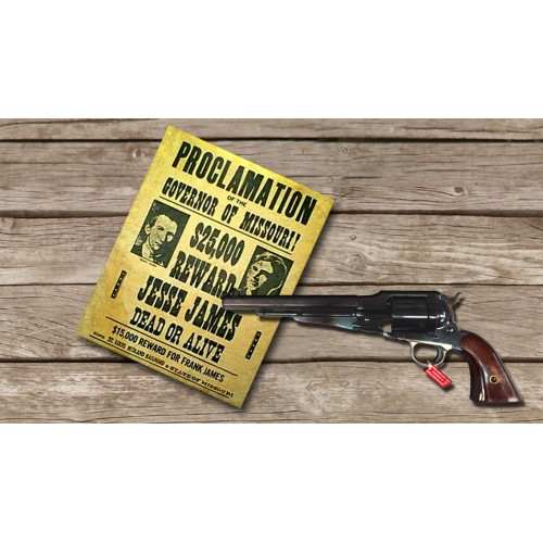 Uberti Remington 1858 New Model Army  9mm