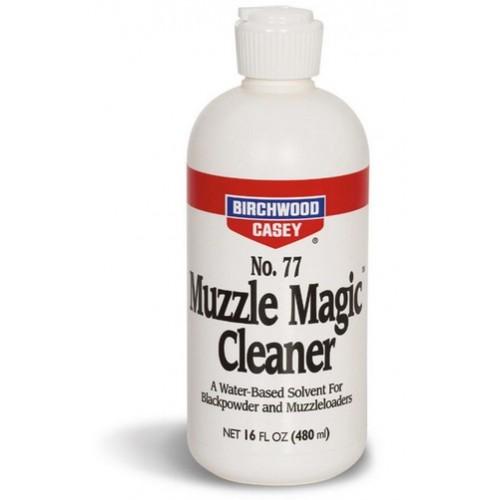 Muzzle Magic Cleaner