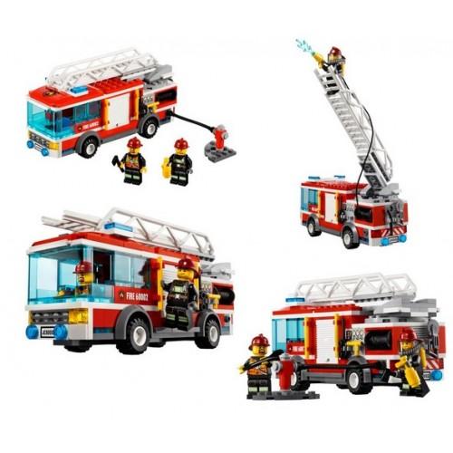 60002 Camión de bomberos