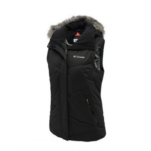 WL1466  Lay D Down Vest Lady