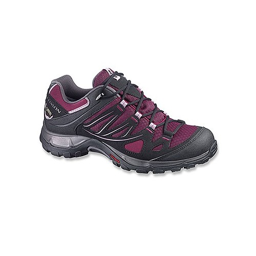 Salomon Ellipse GTX Woman Bordeaux/Black