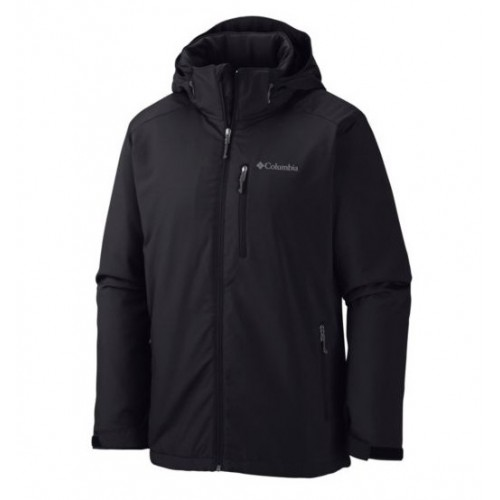 Chaqueta Polar Columbia Gate Racer Softshell Waterproof