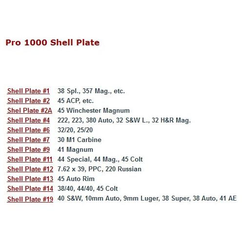 Pro Shell plate 1