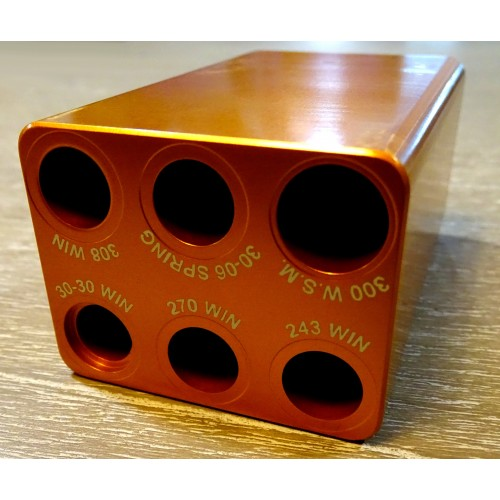 Lyman Large Rifle Ammo Cartridge Checkers