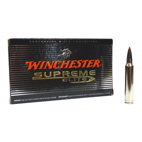 Winchester Munición Supreme Elite 300 Win Mag 150gr XP3