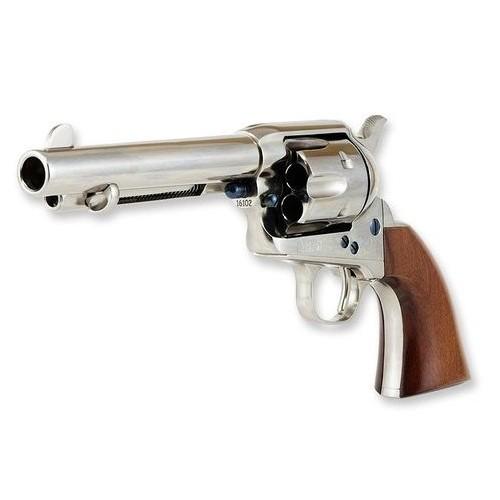 "Uberti 4501 Cattleman 1873 Inox 45 Long Colt 5 1/2"""