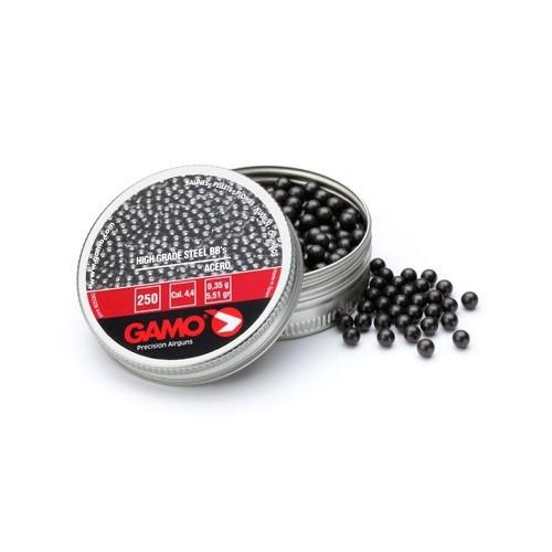 Gamo BB´s 4.4mm  250 unidades