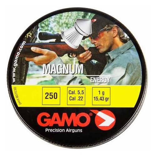 Gamo Magnum 5.5mm 250 unidades