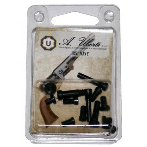 Uberti 0000SCR Set de tornillería para Colt 1851