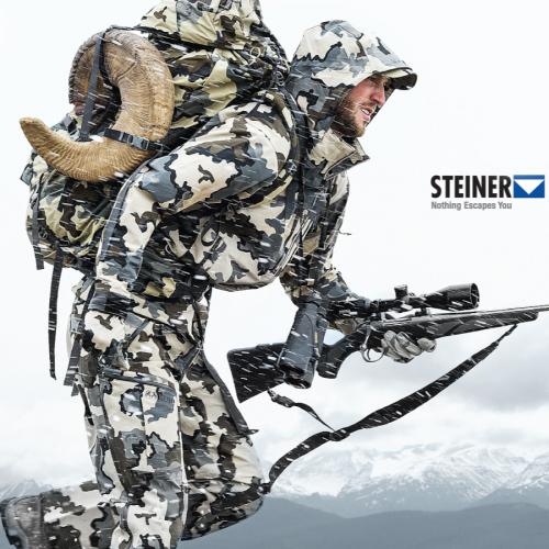 Steiner Visor Ranger 2-8x42 retícula iluminada